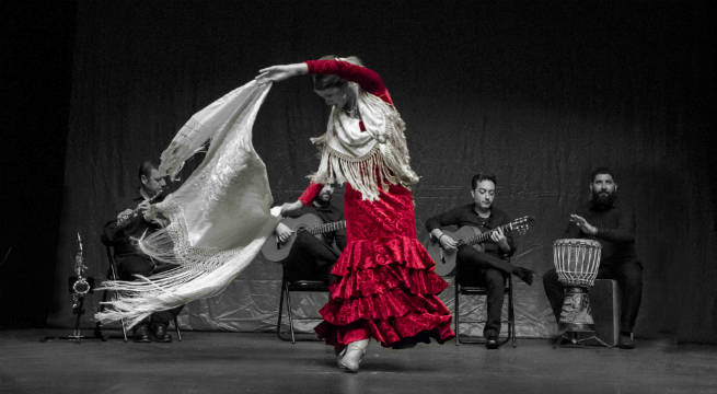 flamenco performance Barcelona